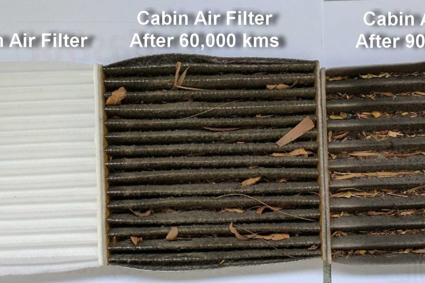 Purify the Air in Your Car with a New Cabin Air Filter